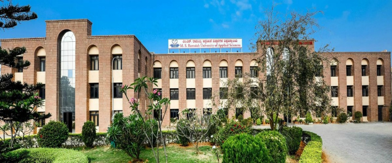 direct admission in ms ramaiah university