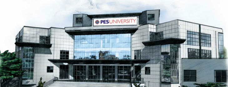direct admission in pes university 2019