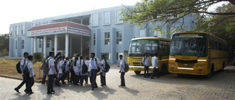 List of BAMS Colleges in Bangalore